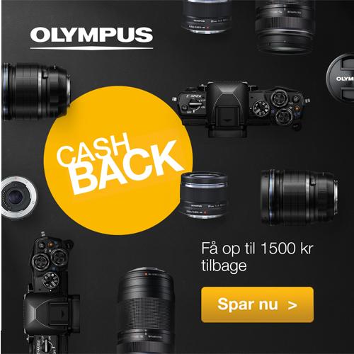 Olympus sommer Bonus kampagne