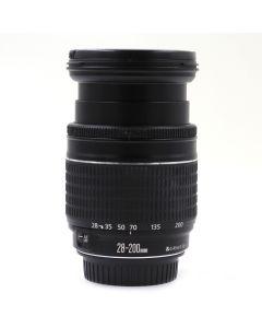Brugt Canon EF 28-200 F/3,5-5,6