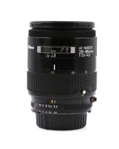 Brugt Nikon AF Nikkor 28-85mm F/3,5-4,5