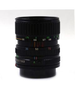 Brugt Canon 35-70mm FD 3,5/4,5