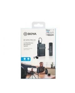 BOYA BY-WM4 Pro K5 USB-C Trådløs