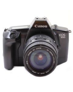 Brugt Canon Eos 650 incl 28-105 (sigma)