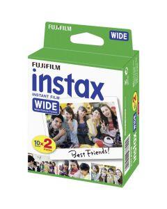 FUJIFILM INSTAX FILM WIDE 2X10