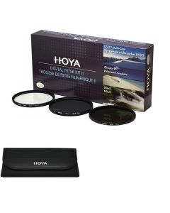 HOYA Filterkit UV(C) Pol.Circ. NDx8 43mm