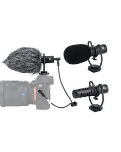 JJC Shotgun Mikrofon SGM-V1