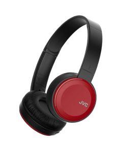JVC Hovedtelefon On-Ear S30 Trådløs Rød Mic