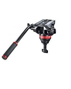 MANFROTTO MVH502A Videohoved Pro 75mm Nivelleringskugle