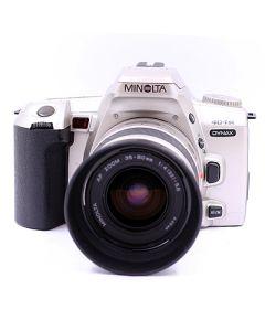 Brugt Minolta Dynax 404si m/35-80mm F/4-5,6