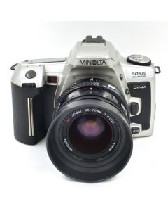 Brugt Minolta Dynax 505si Super m/35-70mm f/4