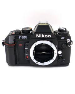 Brugt Nikon F-501 hus
