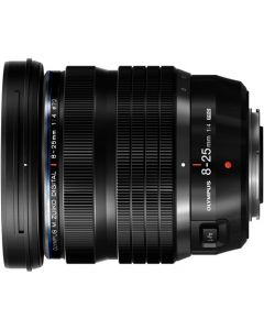Olympus M.Zuiko Digital ED 8‑25mm F4.0 PRO