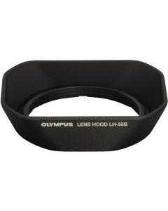 OLYMPUS LH-55B MODLYSBLÆNDE SORT (9-18mm)