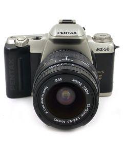 Brugt Pentax MZ-50 m/Sigma 28-80mm f/3,5-5,6