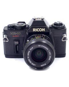 Brugt Ricoh KR-10 Super m/28mm f/2,8 XR Rikenon