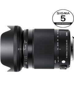 SIGMA AF 18-300MM F/3.5-6.3 DC Macro OS HSM CONTEMPORARY NIKON 5 ÅRS GARANTI