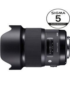 SIGMA AF 20mm f/1.4 DG HSM Art SIGMA