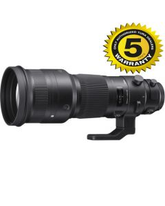 SIGMA AF 500MM F/4 DG OS HSM SPORT NIKON 5 års garanti