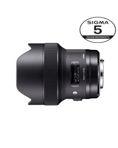 SIGMA AF 14mm f/1.8 DG HSM Art CANON