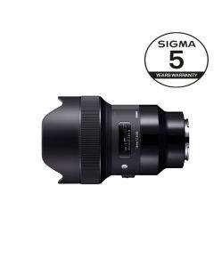 SIGMA AF 14mm f/1.8 DG HSM Art SONY E-mount 5 Års Garanti