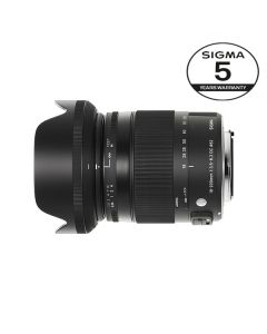SIGMA AF 18-200MM F/3.5-6.3 DC OS HSM CONTEMPORARY CANON 5 ÅRS GARANTI