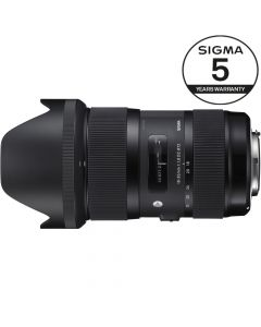 SIGMA AF 18-35MM F/1.8 DC HSM Art CANON 5 ÅRS GARANTI