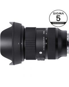 SIGMA AF 24-70mm f/2.8 DG DN ART SONY E-Mount 5 Års Garanti