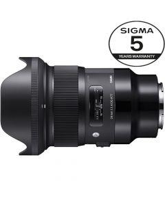 SIGMA AF 24mm f/1.4 DG HSM Art SONY E-mount