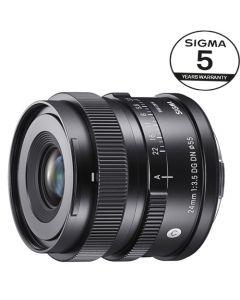 SIGMA AF 24mm f/3.5 DG DN Contemporary L-Mount