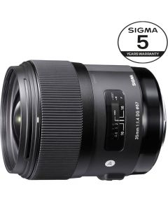 SIGMA AF 35mm F/1,4 DG HSM Art NIKON 5 ÅRS GARANTI