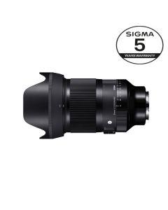 SIGMA AF 35mm f/1.2 DG DN ART SONY E-Mount 5 Års garanti