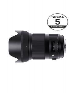 SIGMA AF 40mm f/1.4 DG HSM Art SONY E-Mount 5 Års Garanti