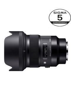 SIGMA AF 50mm f/1.4 DG HSM Art SONY E-mount 5 Års Garanti