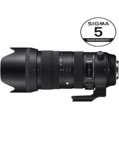 SIGMA AF 70-200mm f/2.8 DG OS HSM Sports NIKON 5 Års garanti