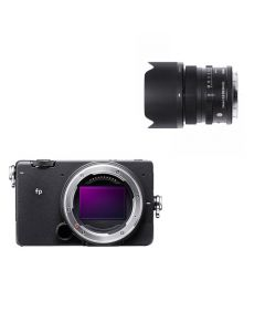 SIGMA FP Kamerakit m/24mm f/3.5 DG DN (1800,- Cashback)