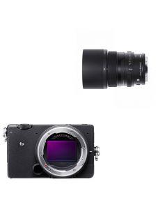 SIGMA FP Kamerakit m/65mm f/2 DG DN (2000,- Cashback)