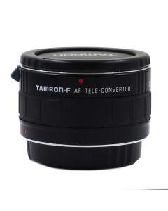 Brugt Tamron teleconverter 2x T/Canon