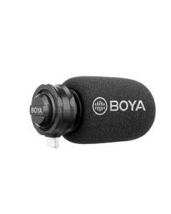 BOYA Mikrofon BY-DM100 Kondensator USB-C Android