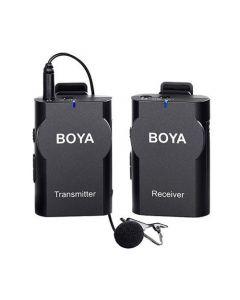 BOYA Mikrofon BY-WM4 Pro Lavalier Trådløs