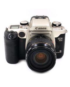 Brugt Canon EOS 50E m/35-105mm f/4,5-5,6