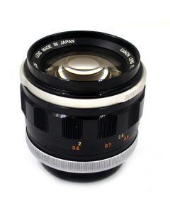 Brugt Canon FL 55mm f/1.2