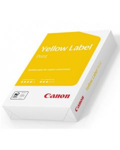 Canon Papir Yellow Label A4 500 ark