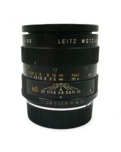 Brugt Leica Macro-Elmarit-R 60mm 2,8
