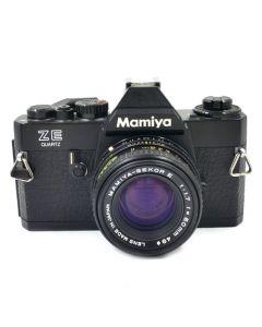 Brugt Mamiya ZE Quartz m/ 50mm  f/1,7 #88462