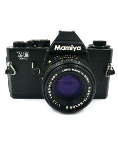 Brugt Mamiya ZE Quartz m/ 50mm  f/1,7 #96991