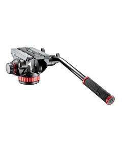 MANFROTTO MVH502AH Videohoved Pro Flat Base