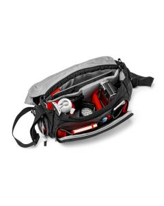 MANFROTTO Skuldertaske Advanced Messenger Small Sort