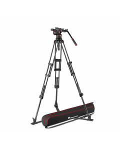 MANFROTTO Stativkit Video Kulfiber Nitrotech N12 545GBCF