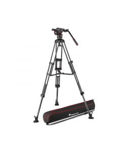 MANFROTTO Stativkit Video Kulfiber Nitrotech N8 + 545GCF