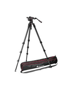 MANFROTTO Statvikit Video Nitrotech N12 + 536
