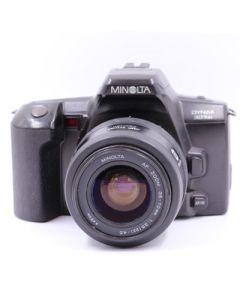 Brugt Minolta Dynax 303si  m/35-70mm f/3,5-4,5